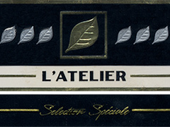 L'Atelier from the Makers and Creator of Tatuaje Selection Speciale, LAT46SS (Corona Gorda)