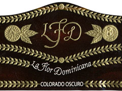 La Flor Dominicana Colorado Oscuro, No. 3 (Robusto)