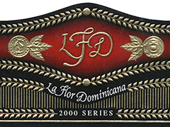 La Flor Dominicana Series 2000, No. 5 (Robusto)