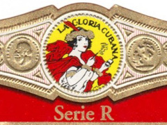 La Gloria Cubana Serie R Natural, No. 7 Double Corona