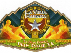 La Vieja Habana by Drew Estate Cuban Corojo, Rothschild Luxo (Robusto)