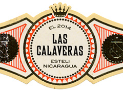 Crowned Heads Las Calaveras EL 2014, LC754 (Double Corona)