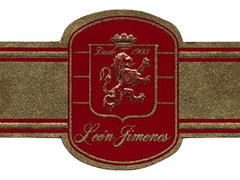 Leon Jimenes Natural, No. 1 (Double Corona)