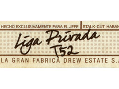 Liga Privada by Drew Estate T52 Stalk Cut Habano, Robusto