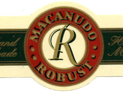 Macanudo Robust, Hyde Park (Robusto)
