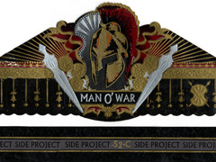 Man O'War Side Projects, 52C (Chisel Torpedo)