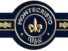 Montecristo Media Noche, Churchill (Double Corona)