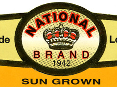 National Brand Sun Grown, Imperial (Giant)
