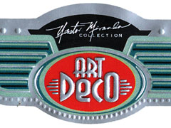 Nestor Miranda Art Deco, Coffee Break (Robusto)