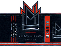Nestor Miranda NM Collection Maduro, Robusto (Short Robusto)