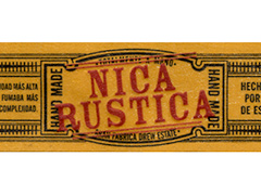 Nica Rustica by Drew Estate Short Robusto, Short Robusto