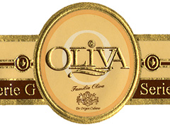 Oliva Cigar Company Serie G, Churchill