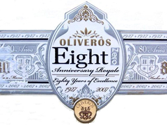 Oliveros Eight Zero, Preferido (Perfecto)