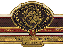 Padilla Vintage Reserve, Double Robusto
