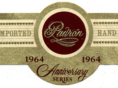 Padron 1964 Anniv Series Natural, Exclusivo (Robusto)