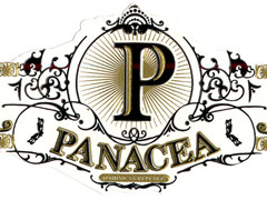 Panacea by Flatbed Cigars White Corojo, Hitch Pin (Toro)
