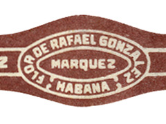 Rafael Gonzalez (Cuba) Regular Production, Lonsdales