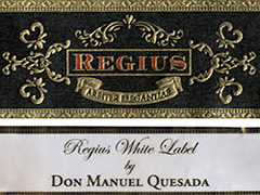 Regius of London White Label, Toro