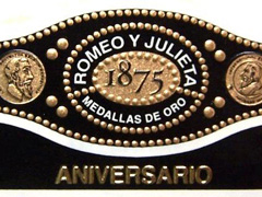 Romeo y Julieta Aniversario, Churchill