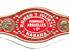 Romeo y Julieta (Cuba) Regular Production, Mille Fleurs