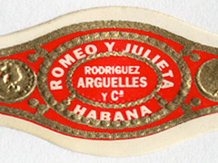 Romeo y Julieta (Cuba) Regular Production, Romeo No. 2 (Tubo)