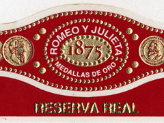 Romeo y Julieta Reserva Real, Churchill