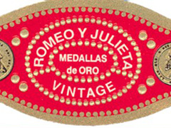 Romeo y Julieta Vintage Natural, Vintage V (Churchill)