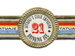 Tatuaje Exclusive Series Drinking Age, Robusto Grande