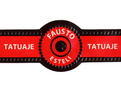 Tatuaje Fausto, FT127 (Robusto)