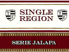 Toraño Single Region Serie Jalapa, Robusto