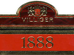 Villiger 1888 (Repackaged version), Corona