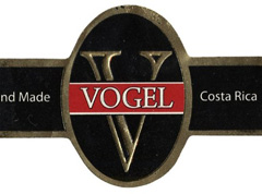 Vogel Red Label, Robusto