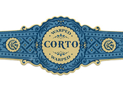 Warped Cigars Corto, X50 (Short Robusto)