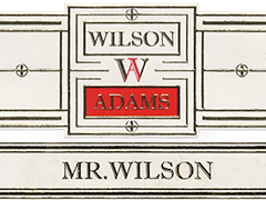 Wilson Adams Mr. Wilson, Torpedo