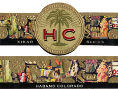 Xikar HC Series Habano Colorado, Robusto