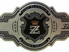 Zino Platinum Crown Series, Double Grande (Double Corona)