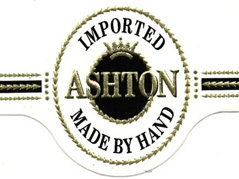 Ashton Aged Maduro, #50 (Churchill)