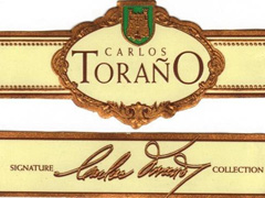 Carlos Torano Signature Collection, Robusto