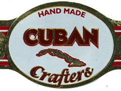 Cuban Crafters Cabinet Selection, Robusto