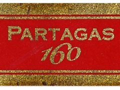 Partagas 160 Signature Series, Robusto Minor (Short Robusto)