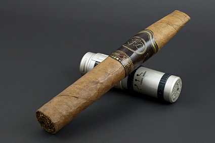 La Flor Dominicana Cameroon Cabinet, Chisel review by Doc (5/29/2013)