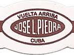 Jose L. Piedra (Cuba) Regular Production, Brevas